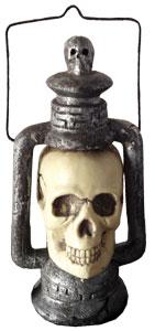 Skull lanterns